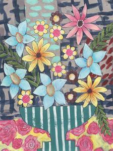 Floral Surprise II by Regina Moore