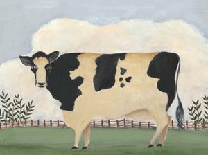 Folk Farm II by Regina Moore