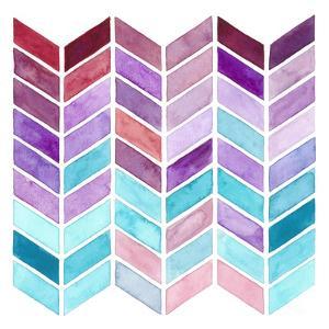 Geometric Trance I by Regina Moore