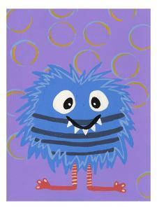 Happy Creatures I by Regina Moore