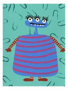 Happy Creatures III by Regina Moore