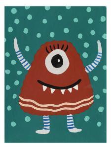 Happy Creatures VI by Regina Moore
