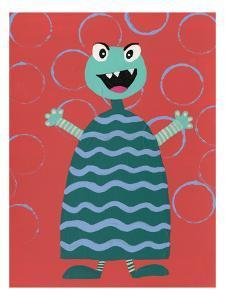 Happy Creatures VIII by Regina Moore