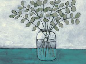 Jar of Stems I by Regina Moore