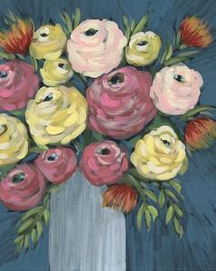 Loose Floral I by Regina Moore