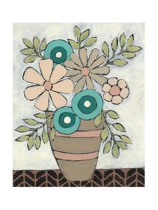 Mid Summer Bouquet I by Regina Moore
