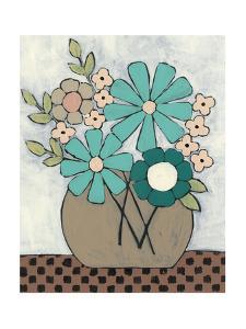 Mid Summer Bouquet II by Regina Moore