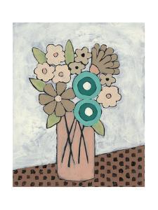 Mid Summer Bouquet III by Regina Moore