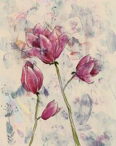 Rosa Blume I by Regina Moore