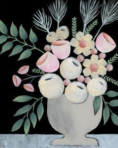 Rosada Floral I by Regina Moore