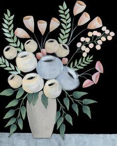 Rosada Floral II by Regina Moore