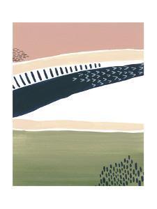 Simple Marks III by Regina Moore