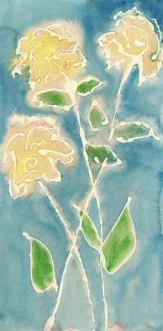 Spring Annuals I by Regina Moore