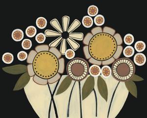 Summer Garden Floral I by Regina Moore
