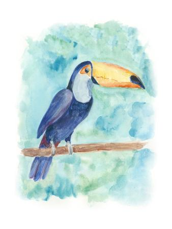 Sweet Tropical Bird I