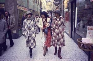 Kenzo Fall 1973 RTW by Reginald Gray