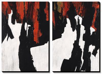 Region-Joshua Schicker-Canvas Art Set
