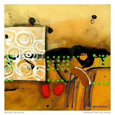Régional 3-Sylvie Cloutier-Art Print