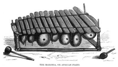Regional African Music: the Marimba