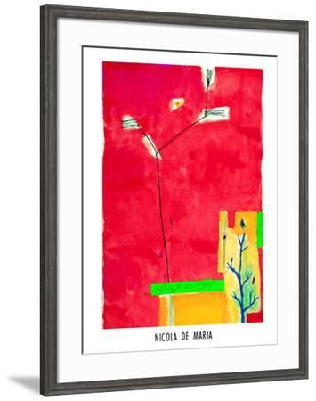 Regno dei Voci-Nicola de Maria-Framed Art Print