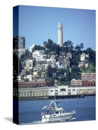 Coit Tower from the Bay