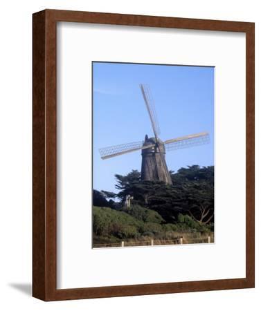Dutch Windmill, Golden Gate Park, San Francisco