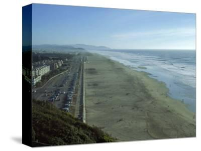 Ocean Beach from Sutro Heights Park, San Francisco
