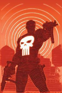 Daredevil - Punisher: Seventh Circle No. 2 Cover Art by Reilly Brown