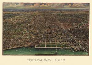 Chicago 1916 by Reincke