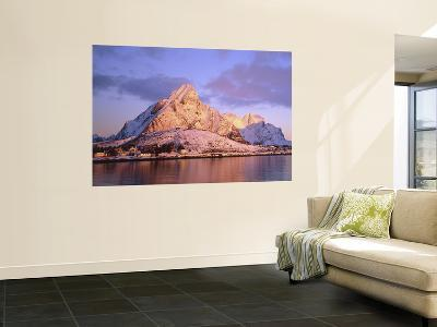Reine, Lofoten Islands, Norway-Peter Adams-Giant Art Print