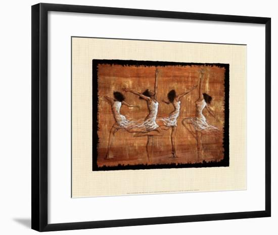 Rejoice!-Monica Stewart-Framed Art Print