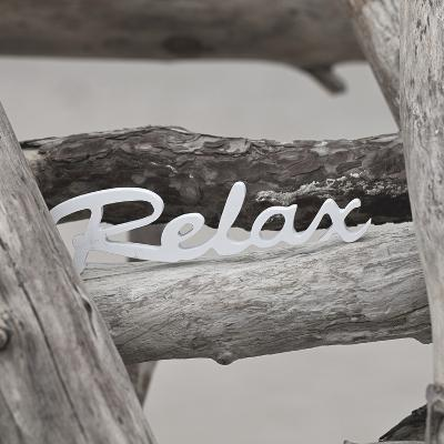 Relax At The Beach - Square-Lebens Art-Art Print