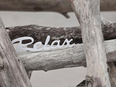 Relax At The Beach-Lebens Art-Art Print