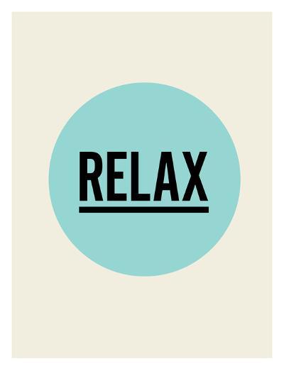 Relax-Brett Wilson-Art Print