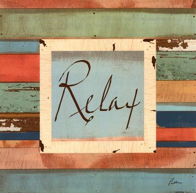 Relax-Grace Pullen-Art Print