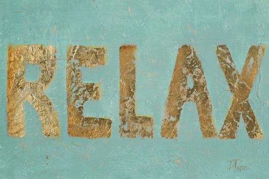 Relax-Patricia Pinto-Art Print