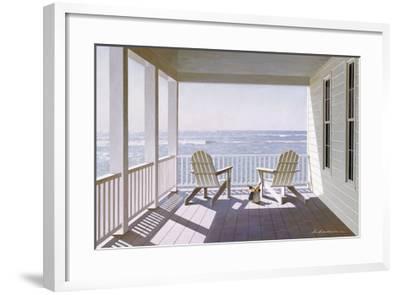 Relaxation-Zhen-Huan Lu-Framed Art Print