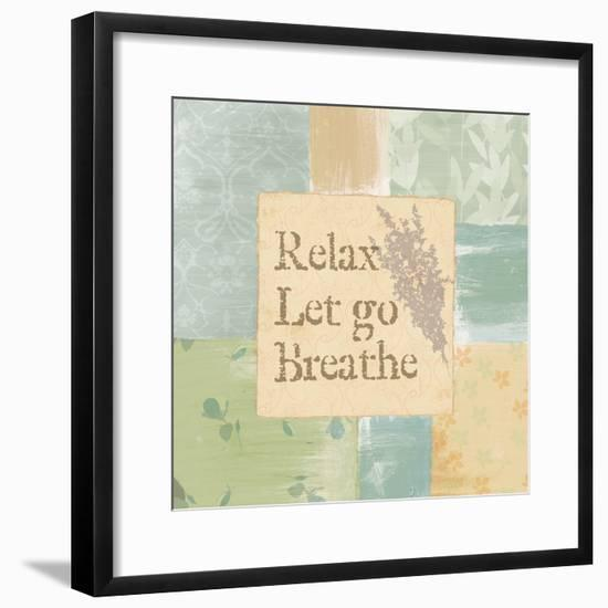 Relaxing Time II-Piper Ballantyne-Framed Art Print