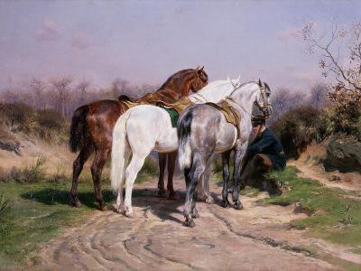 Relay Hunting, 1887-Rosa Bonheur-Giclee Print