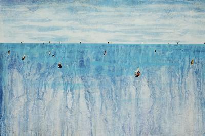 Relay III-Joshua Schicker-Giclee Print