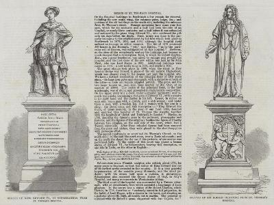 Relics of St Thomas's Hospital--Giclee Print