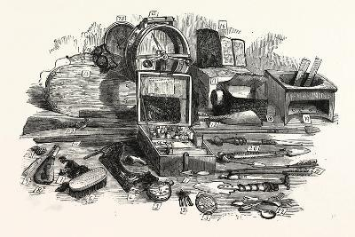 Relics of the Franklin Expedition--Giclee Print