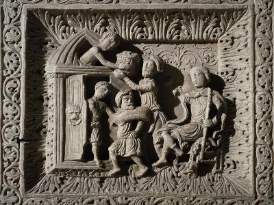Relief Depicting Stories of Joseph--Giclee Print