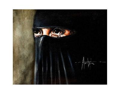 Religious Freedom-Angelina Wrona-Art Print