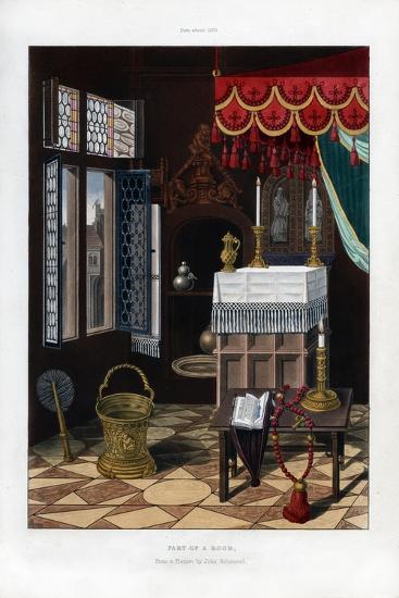 Religious Utensils, C1520-Henry Shaw-Giclee Print