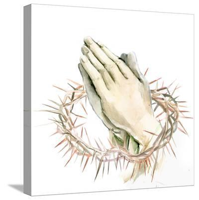 Religious2-Suren Nersisyan-Stretched Canvas Print