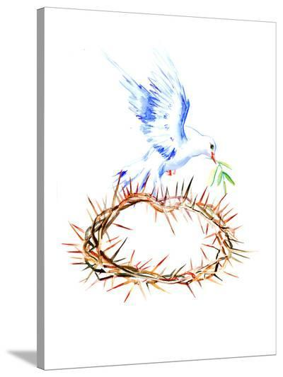 Religious3-Suren Nersisyan-Stretched Canvas Print