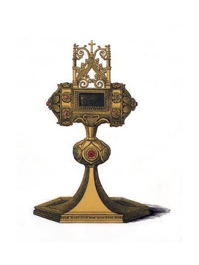 Reliquary, 15th Century-Henry Shaw-Giclee Print