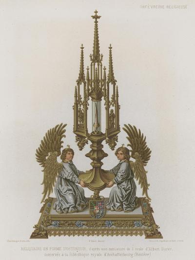 Reliquary--Giclee Print