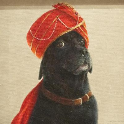 Reluctant Maharaja, 2010-Lincoln Seligman-Giclee Print